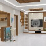 TV Cabinate in Hall design