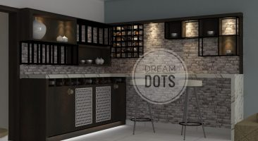 3D Bar Unit Design