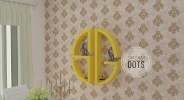 Home Decor Design with Wallpaper